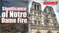 Top Headline – Significance of Notre Dame Fire
