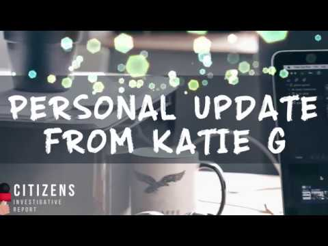Personal Update from Katie G  ❤🙌👀😘