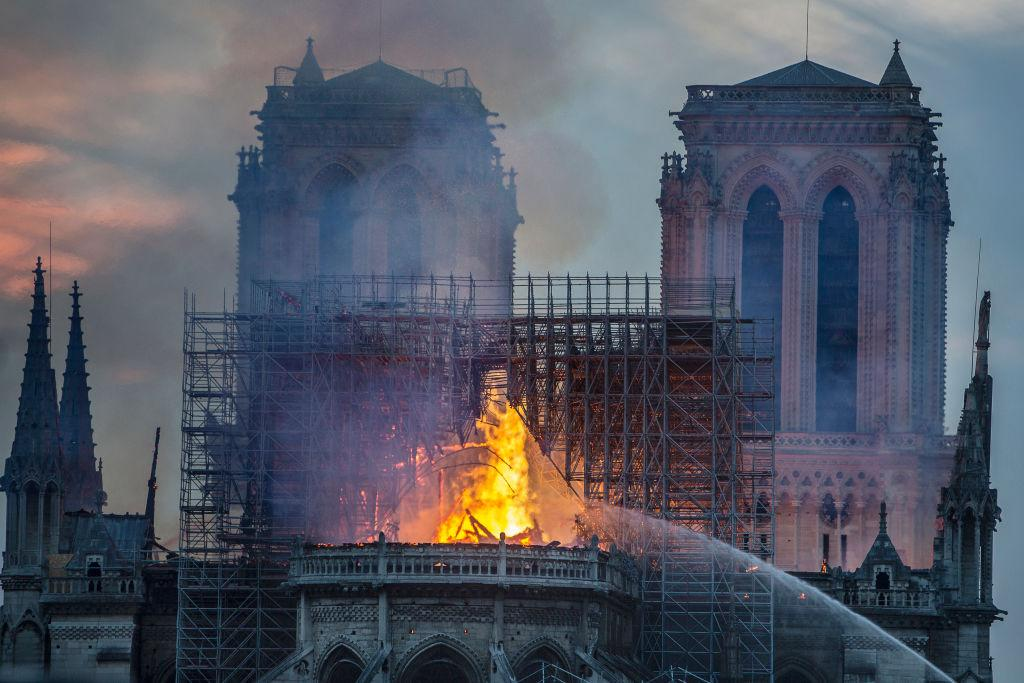 The Burning Of Notre Dame And The Destruction Of Christian Europe