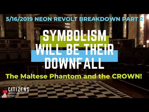 """Italy & """"Crown"""" Connections NeonRevolt Part 2"""