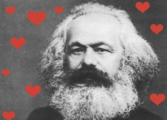 """Teen Vogue Promotes """"The Legacy Of Karl Marx"""" To Its 3.3 Million Twitter Followers"""