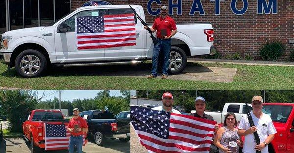 'God, Guns and Freedom': Alabama Dealership Offers Bible, Shotgun, And USFlag With Every Purchase