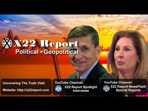 Flynn Is On The Hunt, Public Awakening Cannot Be Stopped – Episode 1891b