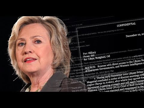 Clinton's Emails Were Obtained by Outside Actors Says FBI