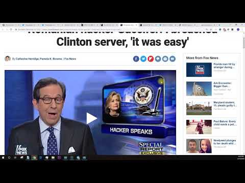 NEW: The Clinton Email Investigation and Guccifer