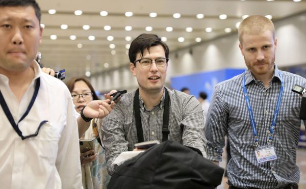 Sweden Steps In To Help Free Australian Student Detained in North Korea