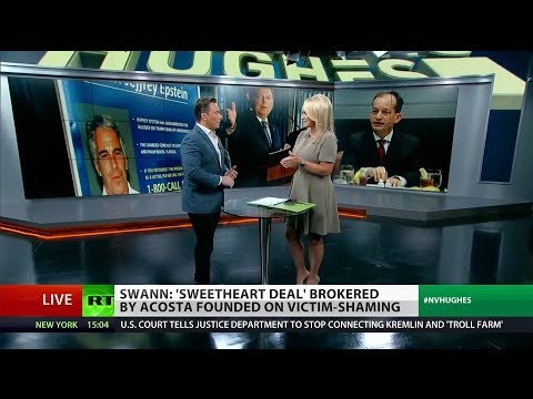 Ben Swann ON: Media Getting Epstein Story Wrong, Focusing on Acosta