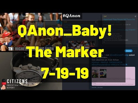 QAnon Baby and the Watch – Worth Remembering  (((WWG1WGA)))