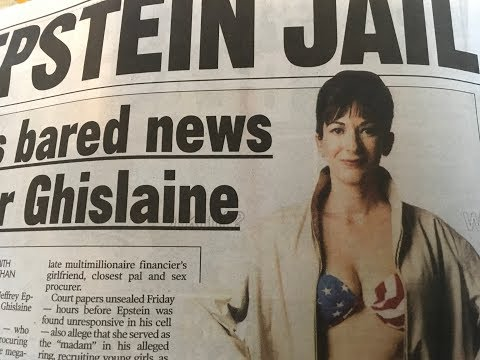 #GhislaineFound: Madam-by-the-Sea, G00Gle Crimes Exposed #ProjectVeritas