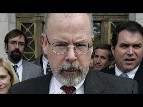 John Durham Knows Why Clinton's Emails Were Stored on Cloud Servers Outside the U.S.