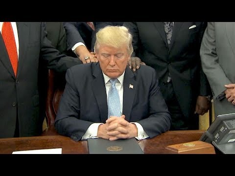 Dems Demand that Evangelical Christians Not Vote for President Trump in 2020