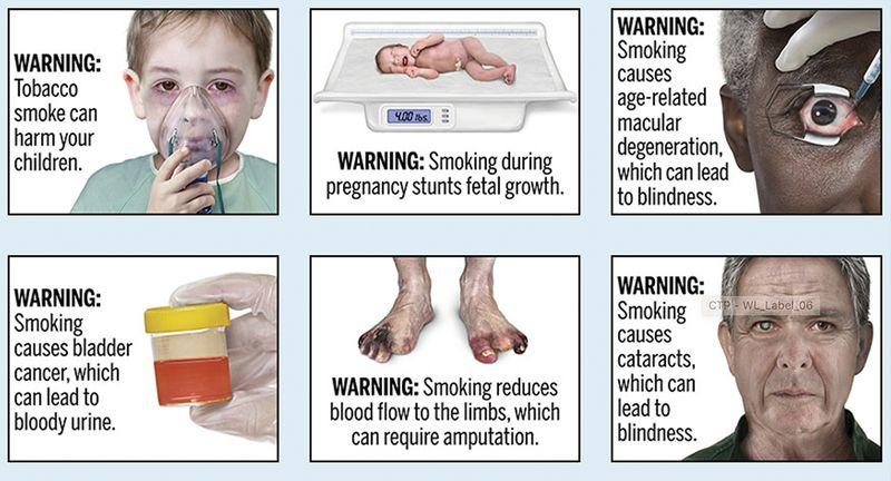 Are Grisly Warning Labels Coming To US Cigarettes?