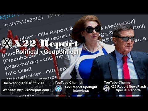 Placeholder Filled, Flynn Free Next, The World Is Waking Up, Attacks Intensify –  Episode 1967b