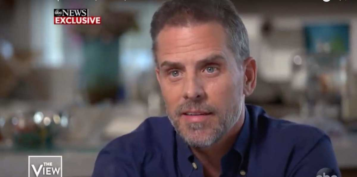 Hunter Biden Cashed In to Fuel His Drug and Sex Habits