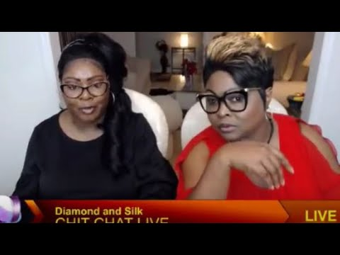 Diamond and Silk discussed the Ukraine transcript.