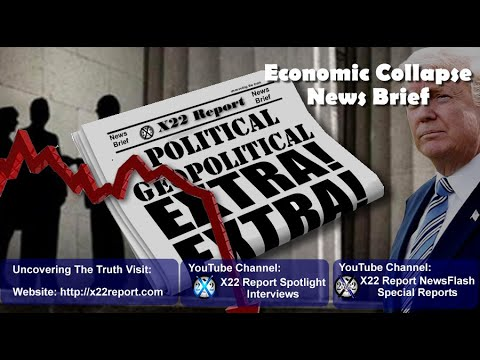 """Brilliant, Did You Catch What The Patriots Are Doing, Think """"Coup"""" – Episode 2017b"""