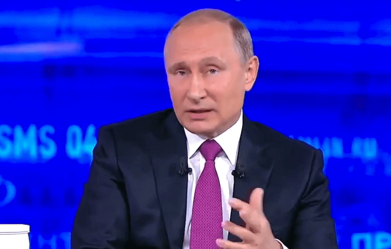 New World Order summed up by Vladimir Putin in just 5 words
