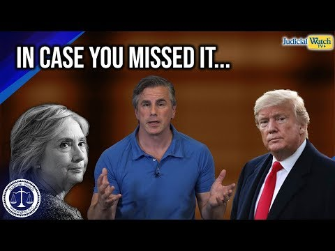 ICYMI: The Trump Impeachment Hearings & NEW Clinton Email Scandal Docs!