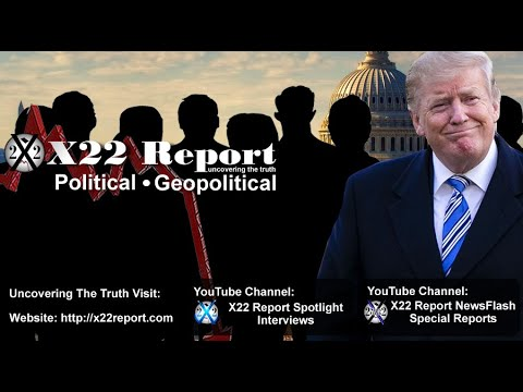 The Swamp Is Being Drained, Justice Marker, Disinformation Necessary, Event? – Episode 2036b