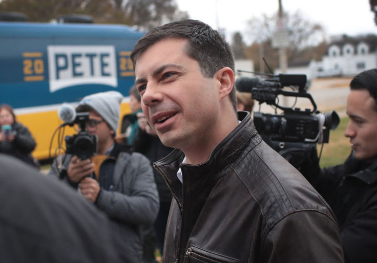 WaPo Gives Buttigieg Three Pinocchios for Black Poverty Rate Claim
