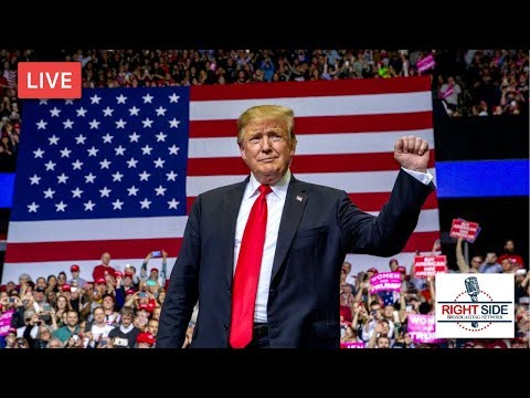 Trump Rally LIVE: President Donald Trump Holds Rally in Milwaukee, WI 1-14-20