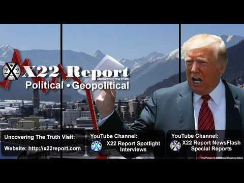 Trump Ready To Reveal Hidden Secrets, [DS] Walked Right Into It, There Is No Step 5 – Episode 2077b