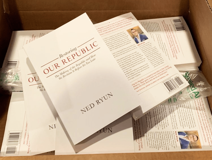 Review: 'Restoring Our Republic' by Ned Ryun