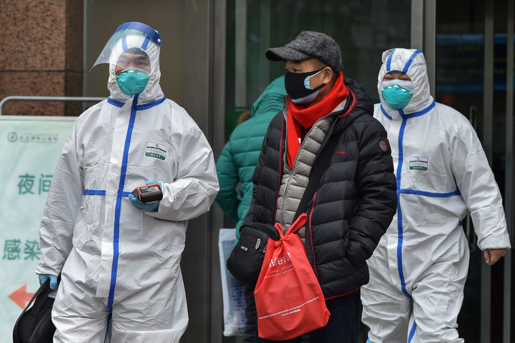 California Patient Is 3rd US Case of New Virus From China