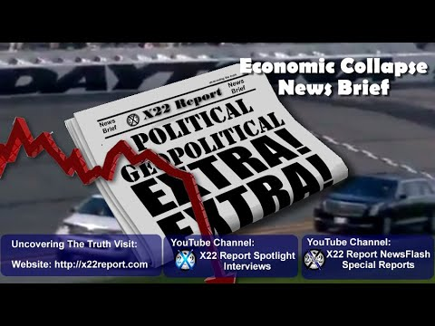 Barr, Moves and Countermoves, Trump Sends Message To The [DS], Victory Lap Taken – Episode 2098b