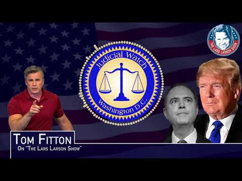 Tom Fitton: Trump Impeachment Effort Largely to Protect the Obama/Clinton Gang From Accountability