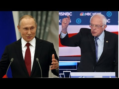 Dems to Investigate Bernie Sanders for Ties to Russian Interference in Democratic Primary