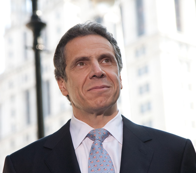 NY Gov. Cuomo: Congressional action simply failed to address the government need… I find it reckless