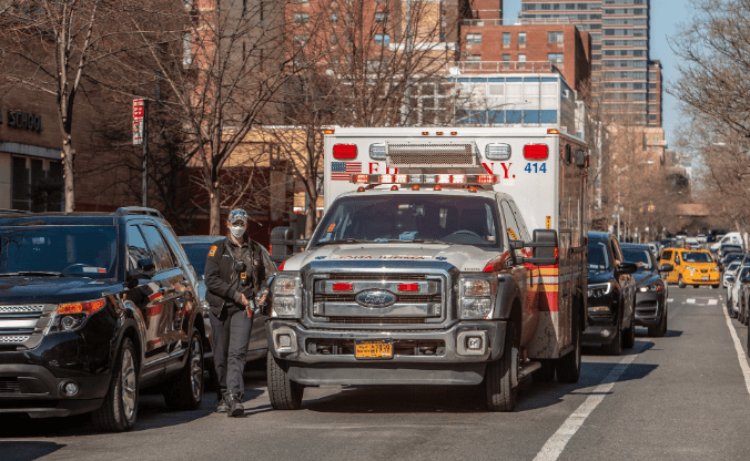 """""""I'm Terrified"""" – New York Turns Into """"War Zone"""" As City's 911 System Faces Overwhelming Onslaught"""