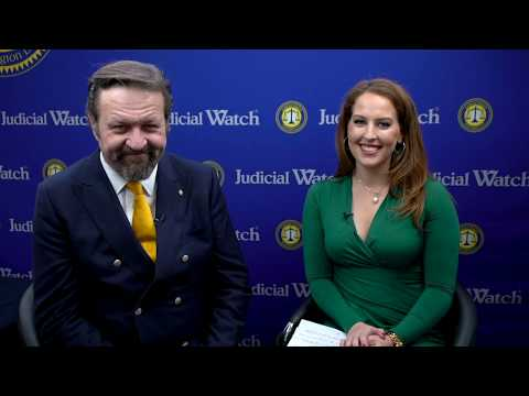 "Dr. Sebastian Gorka with Judicial Watch @ #CPAC2020: ""My Experience with the Deep State"""