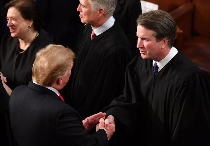 Trump Taps Kavanaugh Ally for Seat on Influential Appeals Court