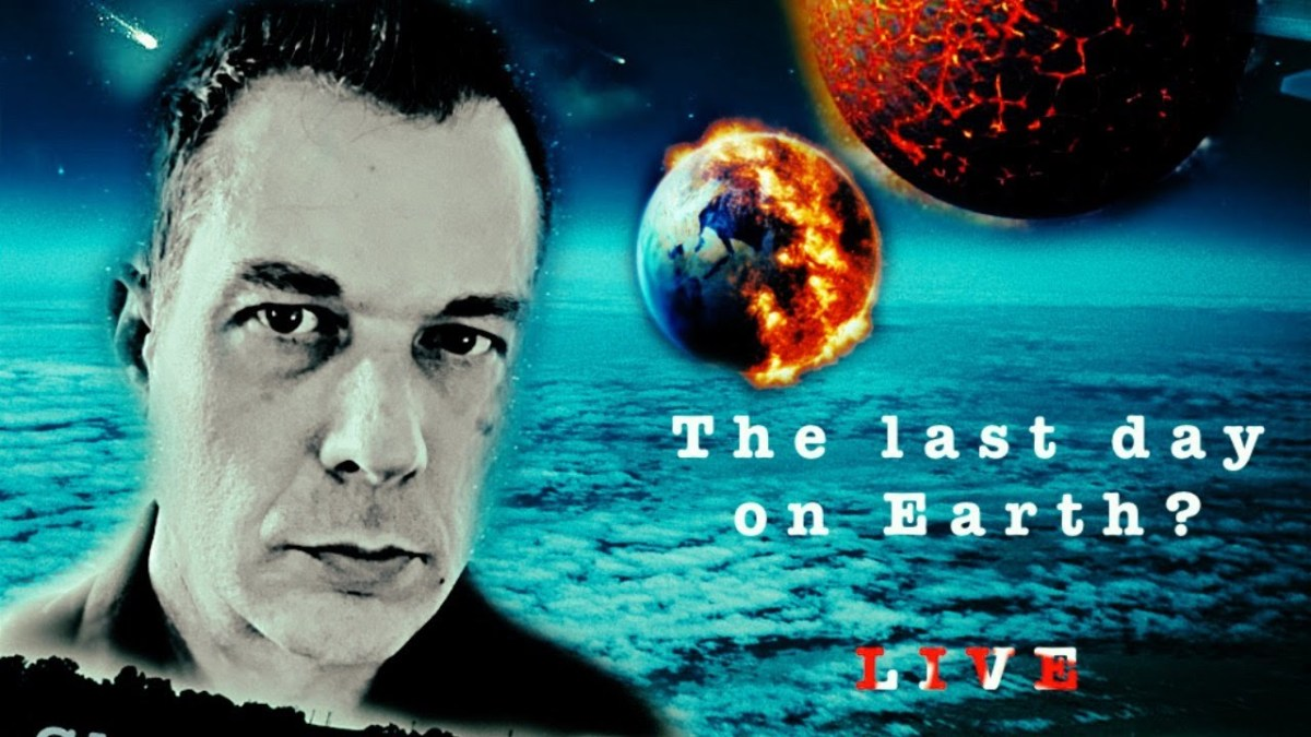 The last day on Earth? SPECIAL airs LIVE April 28 at noon EST with Shepard Ambellas and Daniel Grothe
