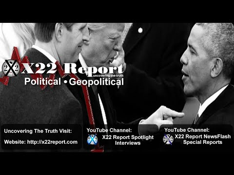 New FBI Docs Show Obama Administration Spied On Trump And The Senate – Episode 2184b