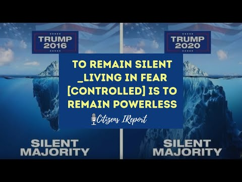 To Remain Silent _Living in Fear [Controlled] is to Remain Powerless