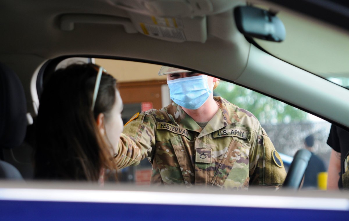 Military 'medics' now transporting Arkansas residents deemed 'COVID-positive' to undisclosed isolation facility