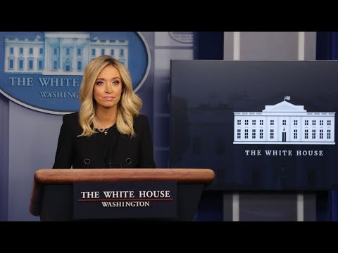 Watch Live: White House Briefing with Press Secretary Kayleigh McEnany 7/1/20