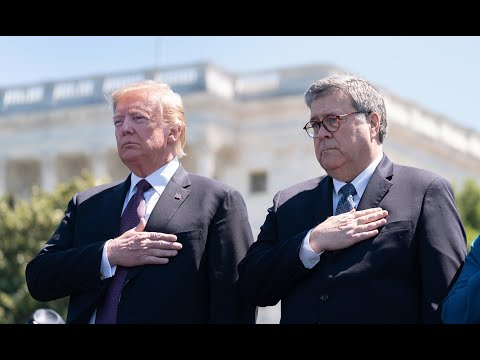 IMPEACH BARR REACHES A FEVERED PITCH. TRUMP WANTS BIGGER PHASE 4 STIMULUS THAN THE DEMS/BRAINWASHING