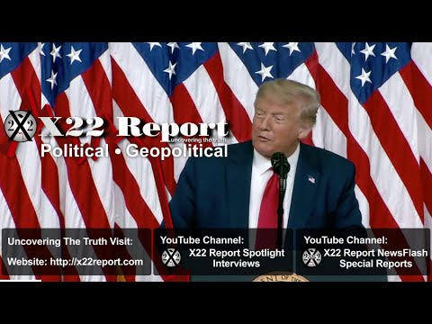 Message Received, Flags Out, Treason, Sedition Arrests Coming Soon – Episode 2232b