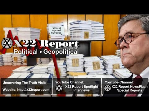Do You See How It's All Coming Together, Drip,Crimes Against Humanity, Drip,Treason – Episode 2238b
