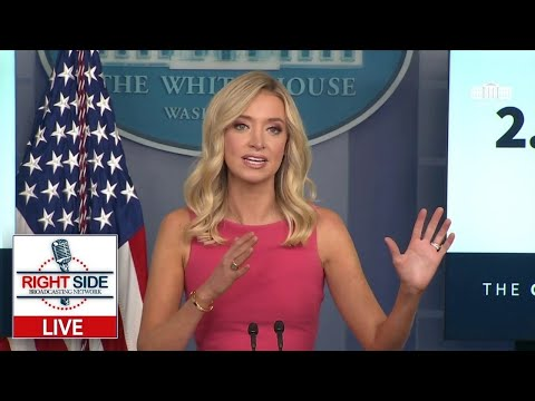 Watch Live: White House Briefing with Press Secretary Kayleigh McEnany 8/13/20
