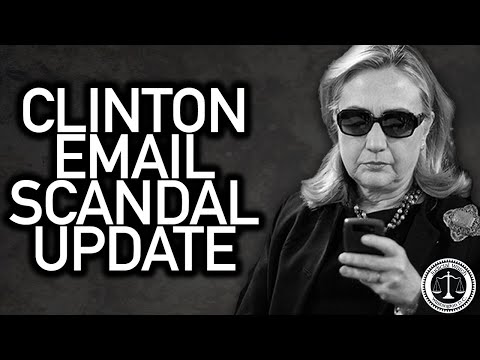 CLINTON EMAIL SCANDAL UPDATE: Special Treatment for Hillary by Appeals Court?