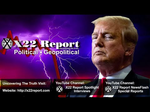 Storm Right Behind Trump, It's Coming, Get Ready, Batten Down The Hatches – Episode 2240b