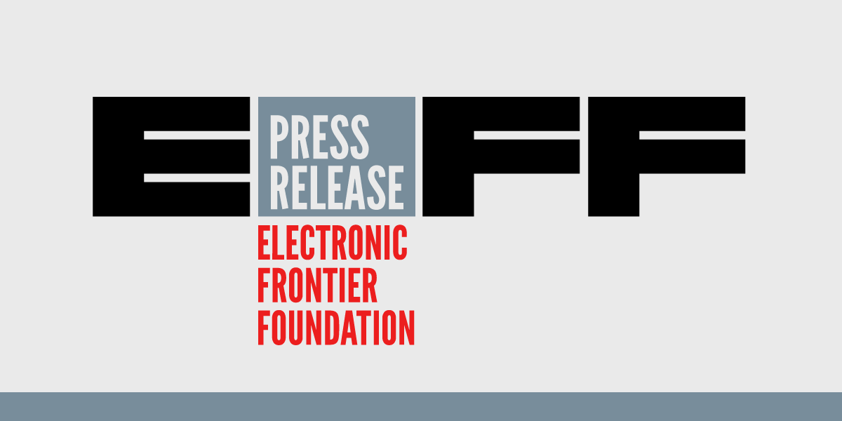 EFF, CDT Sue Government To Obtain Records About Federal Agencies Pulling Advertising From Platforms