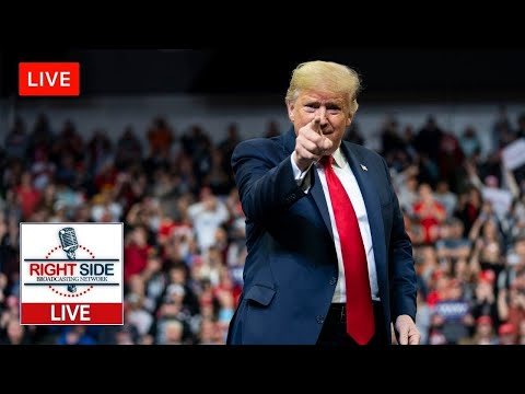 Watch LIVE: President Donald J. Trump Holds Campaign Event in VANDALIA, OH 9-21-20
