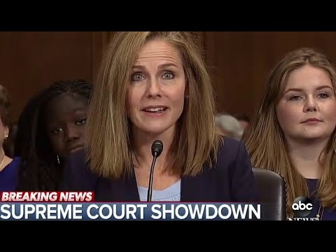 TRUMP MET WITH JUDGE AMY CONEY BARRETT TODAY IN THE WHITE HOUSE. IS SHE THE NEXT FEMALE SC JUSTICE?