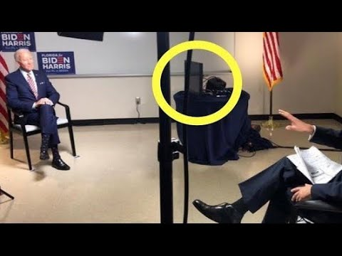 FACT CHECKERS LIED! BIDEN USED TELEPROMPTER-HERE'S PROOF [DON JR/FBI/HUNTER/LOST BALLOTS/JIM JORDAN]